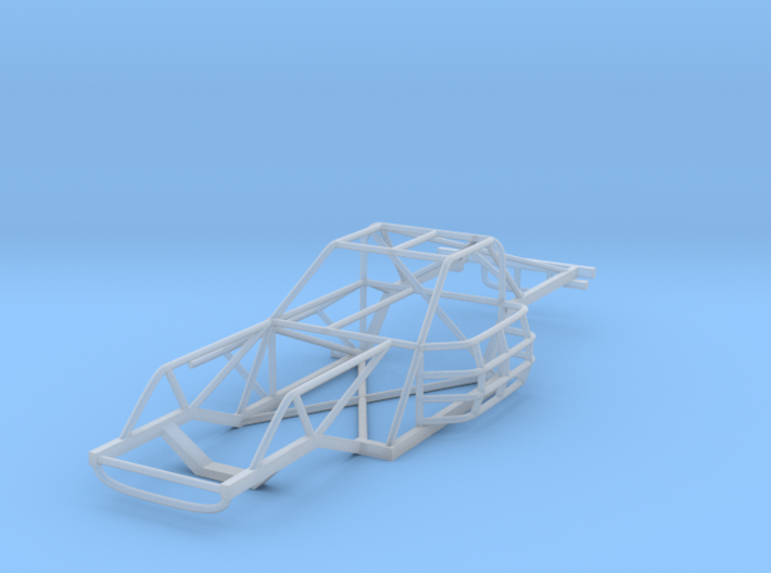 1 64th 1980 late model chassis 3d printed