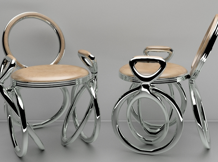 Chair No. 40 3d printed