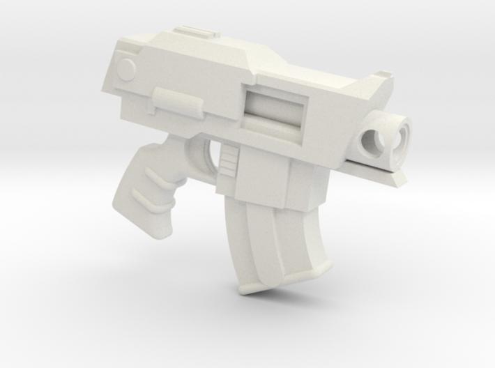 Forgeworld-Bolt-Pistol 3d printed