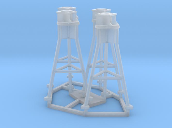 MK 26 Tripod mount x 4 1/35 3d printed