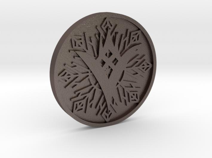 TTK Coin 3d printed