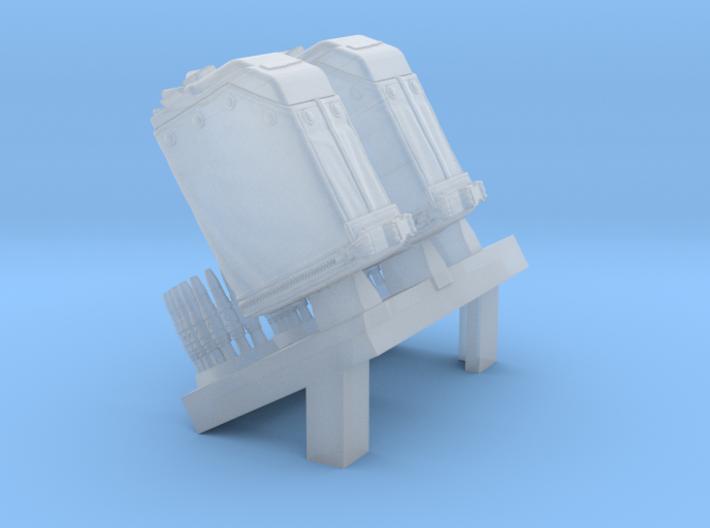 1/35 SPM-35-033 LBT MK48 Box Mag 3d printed