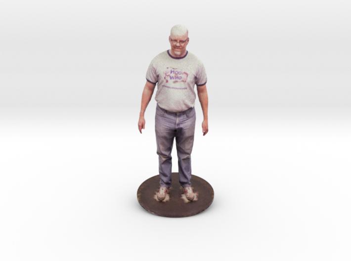 David Hooie 3d printed