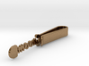 Groom 2 5inch Tie Bar 3d printed