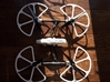 Inspire 1 Prop Guards: Left Front and Rear Right 3d printed 4 Prop Guards for Inspire 1