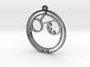 Adam - Necklace 3d printed