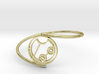 Geneva - Bracelet Thin Spiral 3d printed