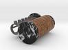 Sandstone Cryptex 3d printed