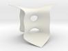 A4 ALE gravitational instanton 3d printed