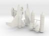 Generations Legends-class Ramjet DIY kit 3d printed