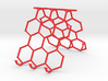 Support Honeycomb 3d printed