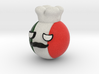 Countryballs Italy 3d printed