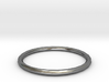 "Ring - ""Lisa"" 18,5x1,5 mm 3d printed"