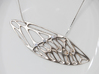 Cicada Wing Pendant 3d printed Add a caption...