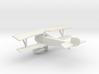 Nieuport 16 (Synchronized) 3d printed 1:144 Nieuport 16 in WSF