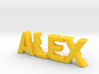 """Alex"" nock depot (Easton G pin) 3d printed"