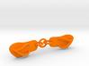 Flip-Flops Pendant 3d printed