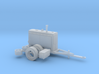 1/50th Large trailer mounted lincoln type welder 3d printed