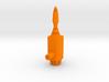 Sunlink - Wheeljacked - Cartoon Cannon w/ 4mm Peg 3d printed