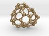 0246 Fullerene C42-25 c1 3d printed
