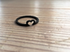 Heart Ring - Size Medium 3d printed