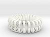 Herz Band Ring Ausn 11 3d printed
