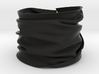 Drape Bracelet 3d printed