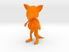 Tiny @Belly Fox 3d printed