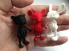 Tiny @Belly Bunny 3d printed