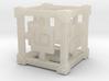 D6-IndustrialHollow 3d printed