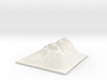 Mountain Landscape 1 3d printed
