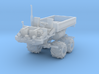 1/87 Scale 1950s Extreme 4x4 Test Truck 3d printed