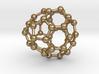 0256 Fullerene C42-35 cs 3d printed