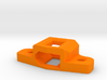 XT60 mount for ZMR250 quadcopter drone 3d printed my personal favorite color for the zmr250 xt60 mount bracket