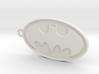 Batman Keyring 3d printed
