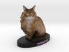 Custom Cat Figurine - Zephyr 3d printed