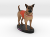 Custom Dog Figurine - Brody 3d printed