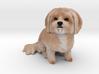 Custom Dog Figurine - Michie 3d printed