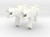 TF Gun Gunslinger x2 3d printed
