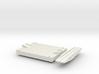 1/600 Intermediate Pontoon And Bridge 3d printed