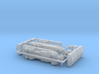 German VOMAG Bus, Truck and Trailer 1/220 Z-Scale  3d printed