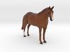 Custom Horse Figurine - Turbo 3d printed