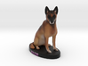 Custom Dog Figurine - Mazie 3d printed