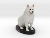 Custom Dog Figurine - Kody 3d printed