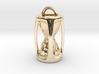 Sanduhr / Hourglass Pendant 3d printed