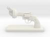 No-violence gun - Antiques 3d printed