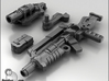 Party Favor: Assault Rifle 3d printed