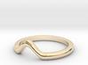 V knuckle ring 3d printed
