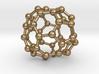 0262 Fullerene C42-41 c2 3d printed