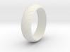 Victor F. - Ring - US 9 - 19 mm inside diameter 3d printed